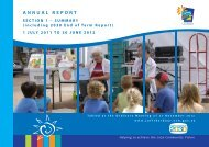ANNUAL REPORT - Coffs Harbour City Council - NSW Government