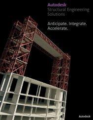Autodesk Revit Structure 2011 Anticipate, Integrate & Accelerate