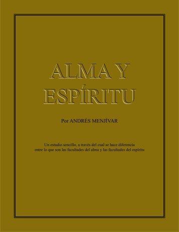 Alma y Espíritu - iglededios.org
