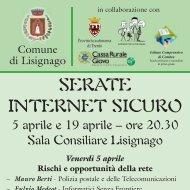 SERATE INTERNET SICURO - Comune di Lisignago