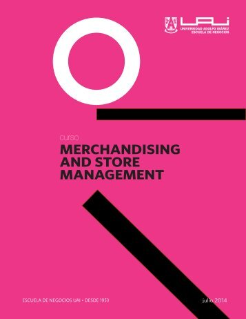 merchandising and store management en el mundo del retail
