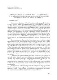 LA RÉALITÉ VIRTUELLE: UN OUTIL POUR LA ... - Serit