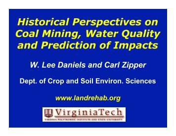 Download Presentation (PDF) - Virginia Water Resources Research ...