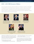2010 Annual Report - Institute for Defense & Business - Page 5