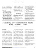 Case Study: Pregnancy and Early-Onset Type 1 ... - Clinical Diabetes - Page 4