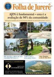 Folha de Jurerê - Nº 55 - AJIN