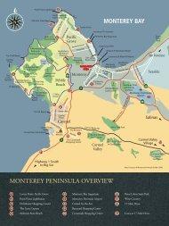 MONTEREY PENINSULA OVERVIEW