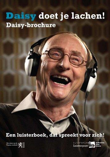 Daisy-brochure ( pdf - 2MB ) - Luisterpunt