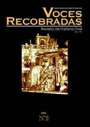 E - Asociación de Historia Oral de la República Argentina