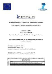 Generic framework - meece