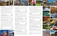Brattleboro Area Trails Map and Guide - Town of Brattleboro, Vermont