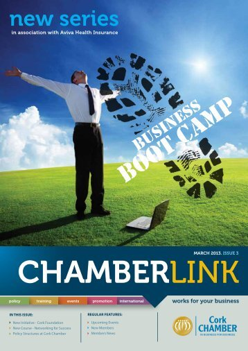 boot Camp - Cork Chamber of Commerce