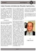 spöMagazin - beim Rheydter SV - Seite 3