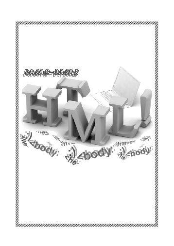 Dasar-dasar HTML 1