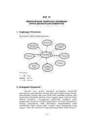 bab iii menggunakan teknologi informasi untuk ... - Smecda