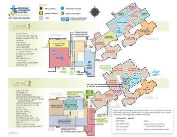 to view Markham Stouffville Hospital's Maps