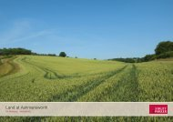 Land at Ashmansworth - Farming