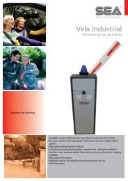 Vela Industrial - tormax danmark a/s