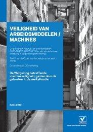 Veiligheid van arbeidsmiddelen / machines - Vinçotte