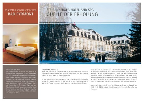 Download Winterkatalog - Steigenberger Hotels and Resorts