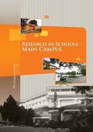 Main Campus - Universiti Sains Malaysia
