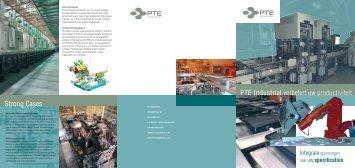 Brochure PTE.indd - Quel