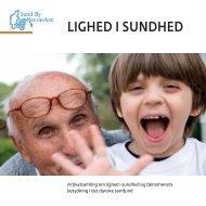 LIGHED I SUNDHED - Sund By Netværket