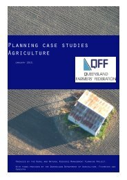 Download all case studies - Queensland Farmers Federation