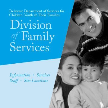 Division Family Services - Department of Services to Children, Youth ...