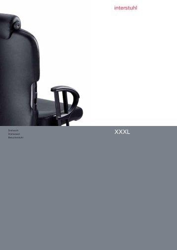 Broschüre - Interstuhl