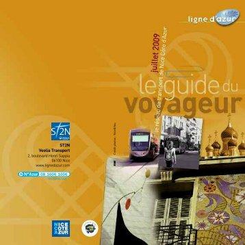 ST2N Veolia Transport - Lignes d'azur