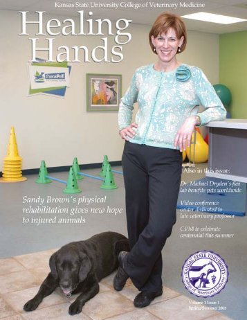 Healing Hands - College of Veterinary Medicine - Kansas State ...