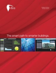IBIS: The Smart Path to Smarter Buildings - Sarah Chauncey