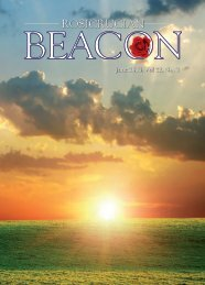 Rosicrucian Beacon Magazine - 2013-06 - AMORC