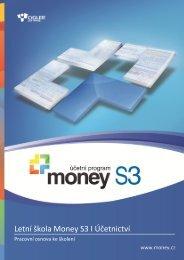 Letní škola Money S3 Účetnictví
