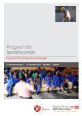 Översikt över kongressveckan - BWI 2013 World Congress - Page 5