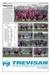 29 novembre 2009 - GRISIGNANO ... - SPORTquotidiano