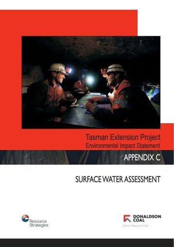 Appendix C - Surface Water Assessment