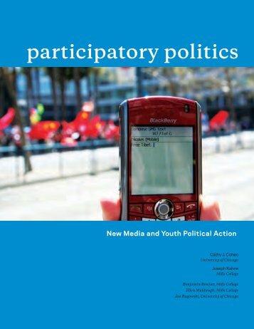 participatory politics - DML Hub
