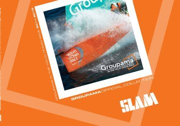 GROUPAMA OFFICIAL_COLLECTION - Slam