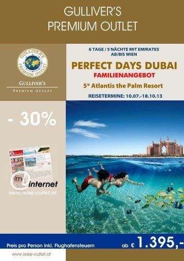 - 30% - Gulliver's Reise Outlet