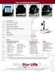 Pride Full Platform Exterior Lift Brochure - Page 2