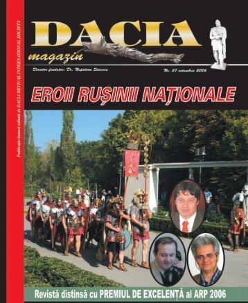 octombrie 2006 - Dacia.org