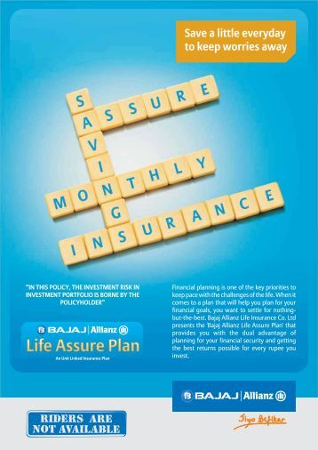 bajaj allianz travel insurance brochure pdf