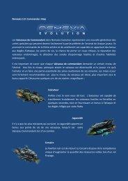 Nemexia 2.0: Commander ships Les Vaisseaux de Commandant ...