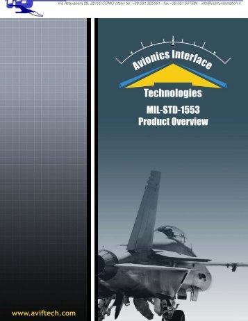 AIT MIL-STD-1553 Shortform Download.qxp - INSTRUMENTATION ...