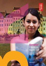 European Literature Night [PDF]