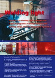 Welding light - Cepro