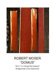 DOMUS Konzept PDF - Rober Moser