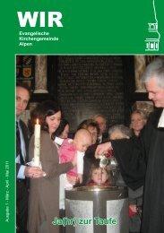Osterferien – Programm - Evangelische Kirchengemeinde Alpen